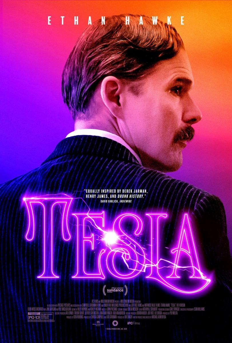 Descargar TESLA (2020) [BLURAY 720P X264 MKV][AC3 5.1 CASTELLANO]  torrent gratis